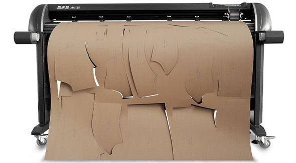 艾米瑞立式切割绘图仪一体机(笔试机)