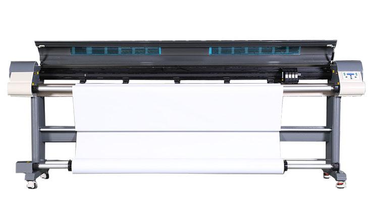 第二代高速喷墨绘图仪
